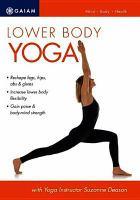 Lower Body Yoga for Beginners