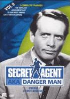 Secret Agent, Aka Danger Man
