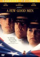 A Few Good Men (DVD