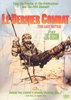 Le Dernier combat(DVD,NO DIALOGUE,Pierre Jolivet)