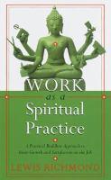 Work as A Spiritual Practice