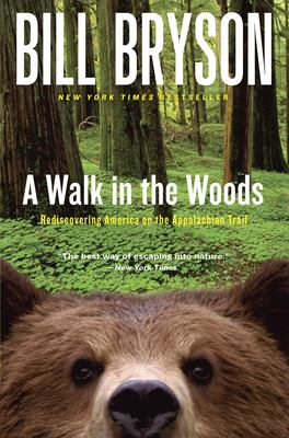 Bryson Book club in a bag. A walk in the woods rediscovering America on the Appalachian Trail.