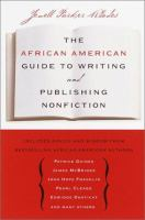 The African American Guide to Writing and Publishing Nonfiction