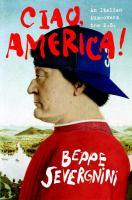 Ciao, America