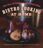 Bistro Cooking at Home