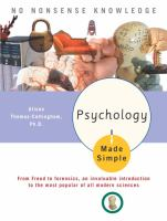 Psychology Made Simple