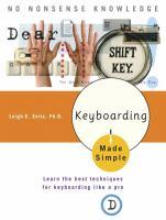 Keyboarding Made Simple