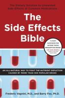 The Side Effects Bible
