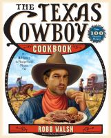 The Texas Cowboy Cookbook