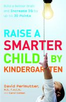 Image: Raise A Smarter Child by Kindergarten