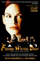 The Freedom Writers Diary