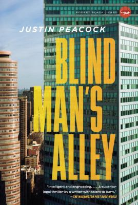 Cover image for Blind Man's Alley