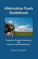 Alternative Fuels Guidebook