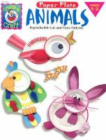 Paper Plate Animals