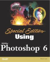 Using Abobe Photoshop 6