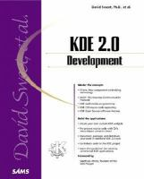 KDE 2.0 Development
