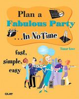 Plan A Fabulous Party--in No Time