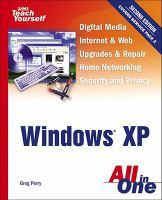 Sams Teach Yourself Windows XP