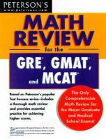 Math Review for the GRE, GMAT, and MCAT
