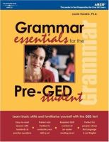 Grammar Essentials for the Pre-GED Student