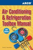 Air Conditioning & Refrigeration Toolbox Manual