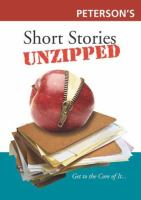 Peterson's Short Stories Unzipped