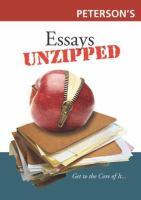 Peterson's Essays Unzipped