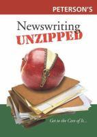 Peterson's Newswriting Unzipped