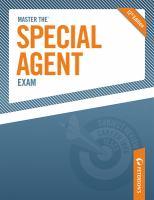Master the Special Agent Exam