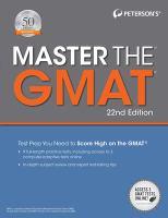 Master the GMAT 2016