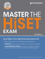 Master the HiSET' Exam