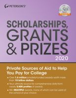 Peterson's Scholarships, Grants & Prizes 2020
