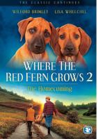 Where the Red Fern Grows II
