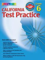 California Test Practice