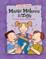 Music Makers and Toys book cover
