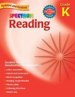 Spectrum Reading, Grade K