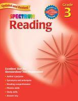 Spectrum Reading, Grade 3