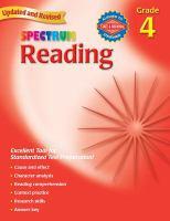 Spectrum Reading, Grade 4