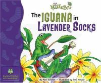 The Iguana in Lavender Socks