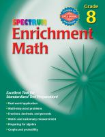 Spectrum Enrichment Math