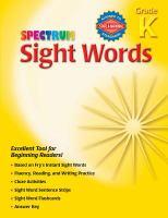 Spectrum Sight Words