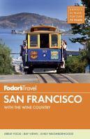 Fodor's 2014 San Francisco