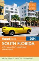 Fodor's 2014 South Florida