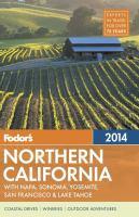 Fodor's 2014 Northern California