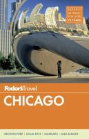 Fodor's 2014 Chicago