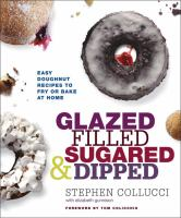 Glazed Filled Sugared & Dipped