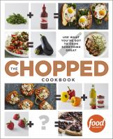 The Chopped Cookbook