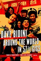 Around the World in Fifty-seven and A Half Gigs