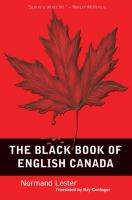 The Black Book of English Canada