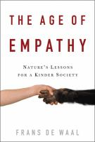 Image: The Age of Empathy